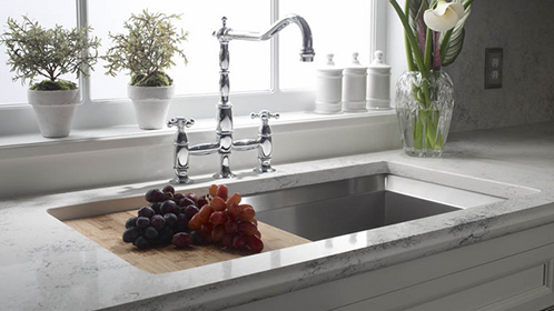 Silestone Bianco Rivers Gallery Images 3