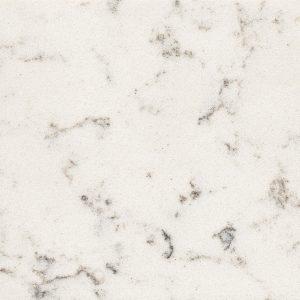 off white quartz silestones lyra detail